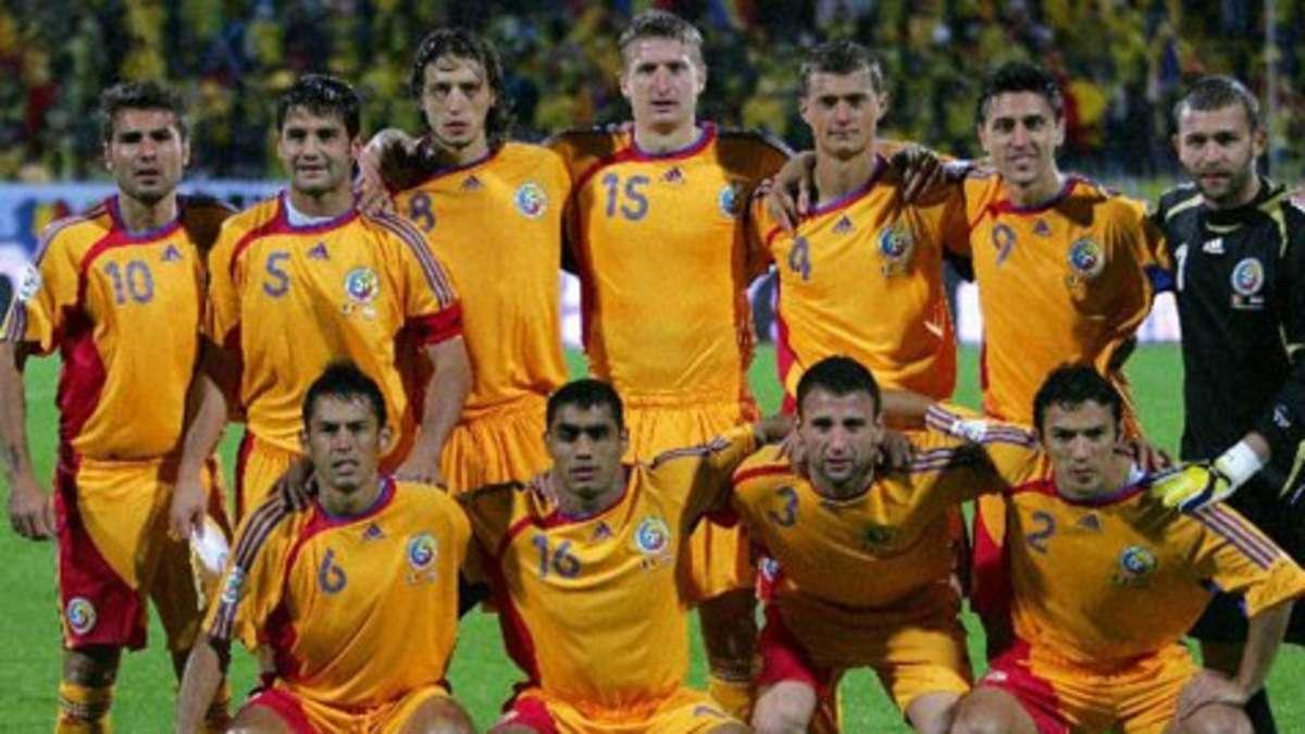 rumänische fußballnationalmannschaft
