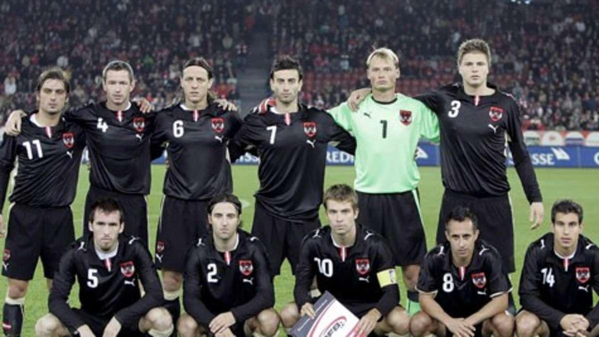 österreich em gruppe