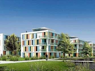 Wohnungsprojekt isarg rten so wird 39 s aussehen stadt - Gkk architekten berlin ...