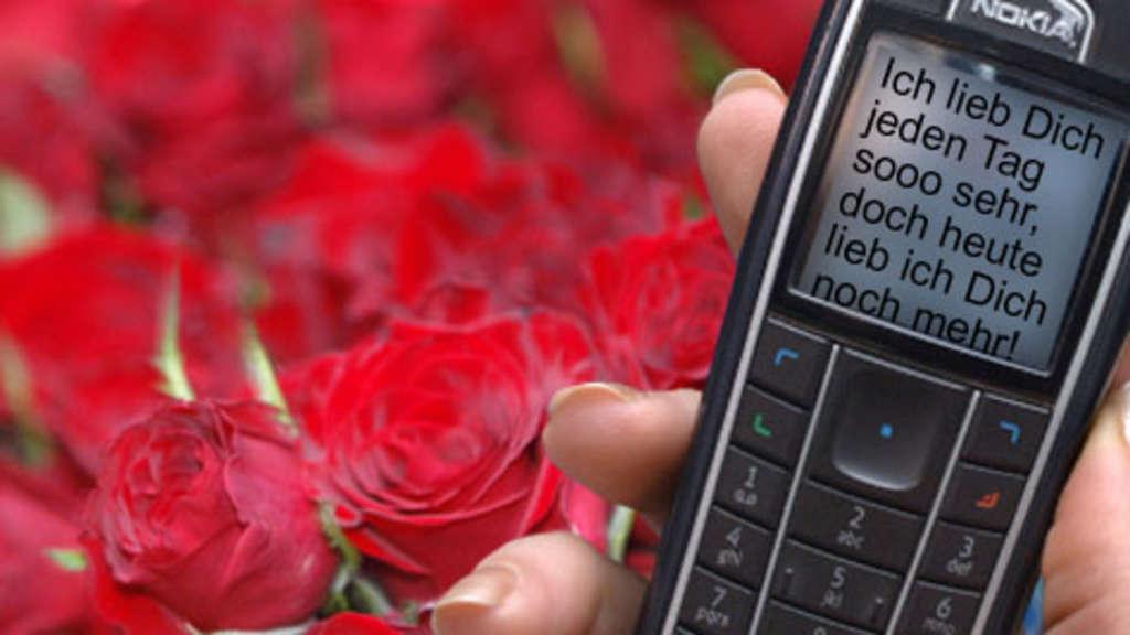 Liebesgedicht flirten