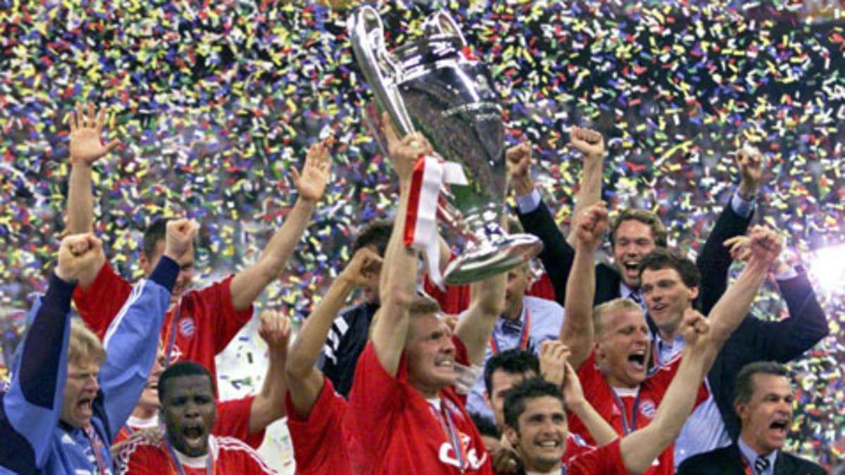 mannschaften champions league