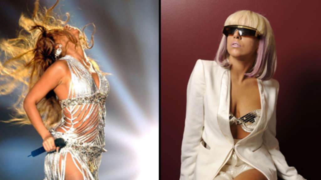 Beyonce und Lady Gaga führen MTV-Video-Awards an  Stars