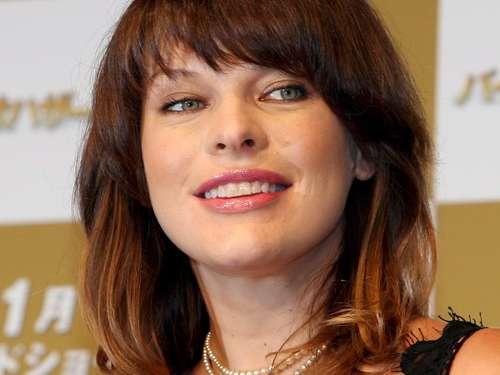 Milla Jovovich erotische Bilder