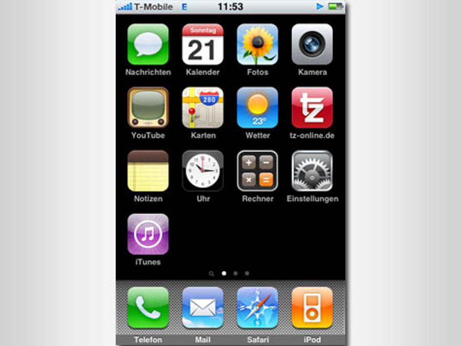 tz app