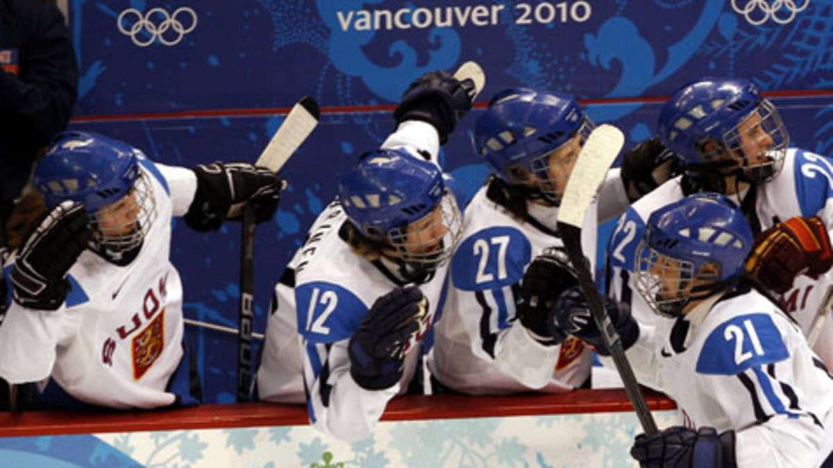 finnland eishockey olympia
