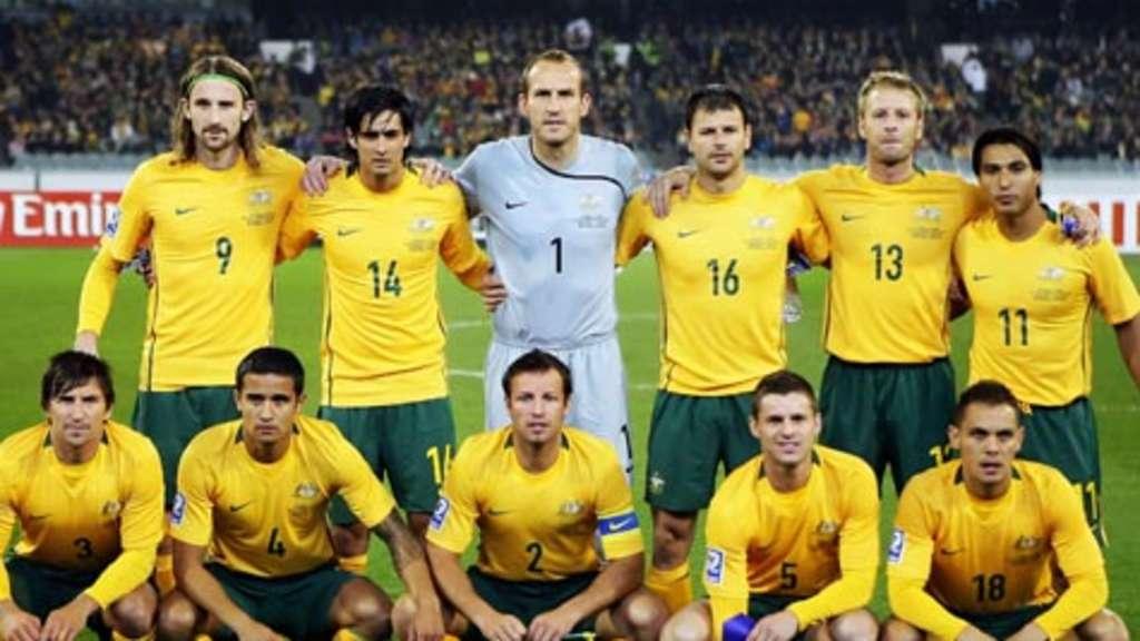 fußball in australien