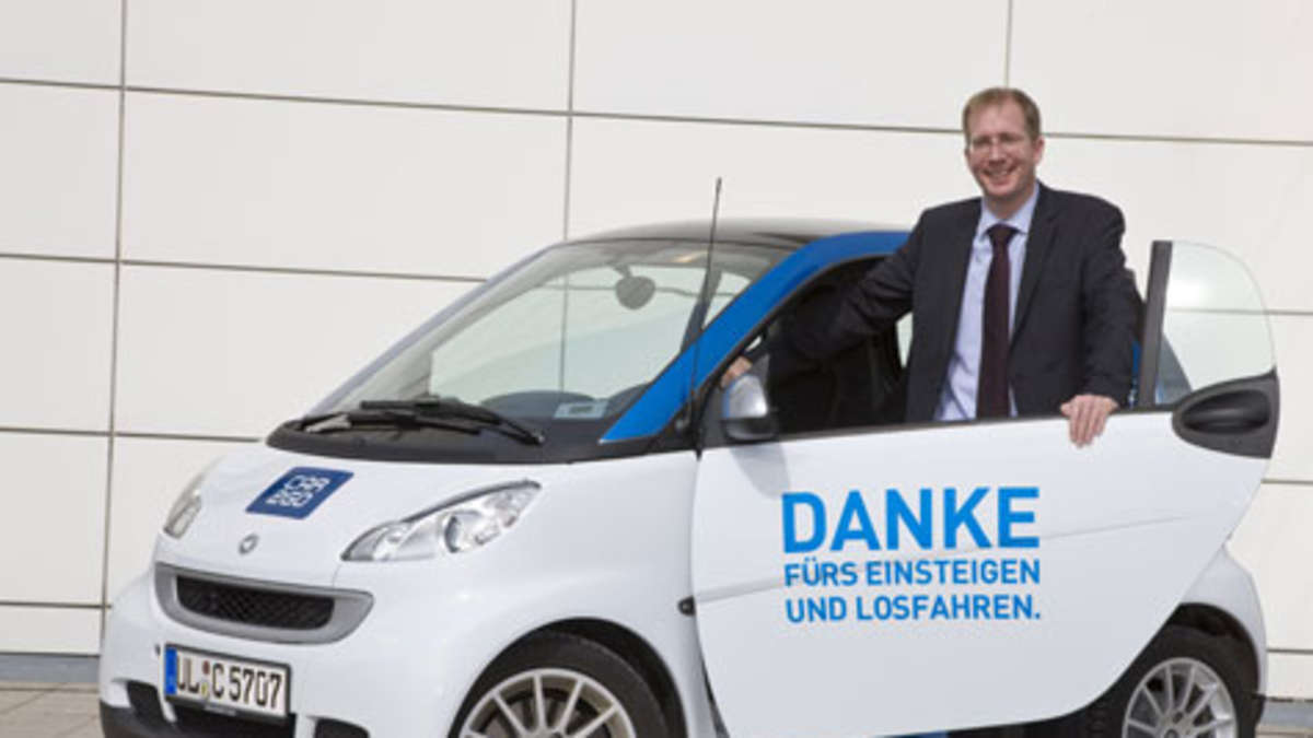 car2go daimler vergr ert carsharing projekt auto. Black Bedroom Furniture Sets. Home Design Ideas