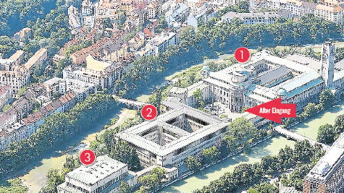 Neue Dusche Planen : Deutsches Museum