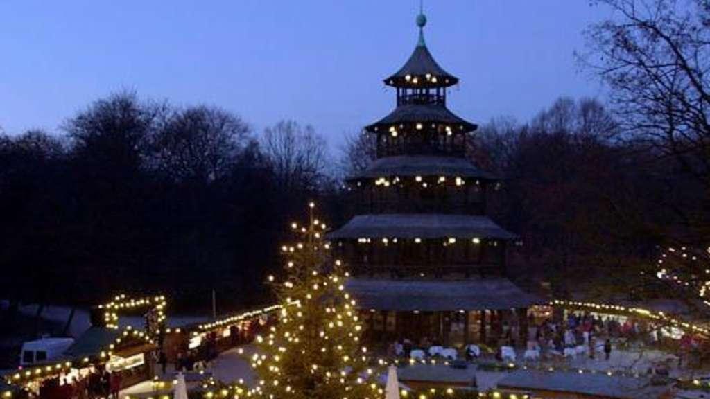 Weihnachtsmärkte in München: Weihnachtsmarkt am ...