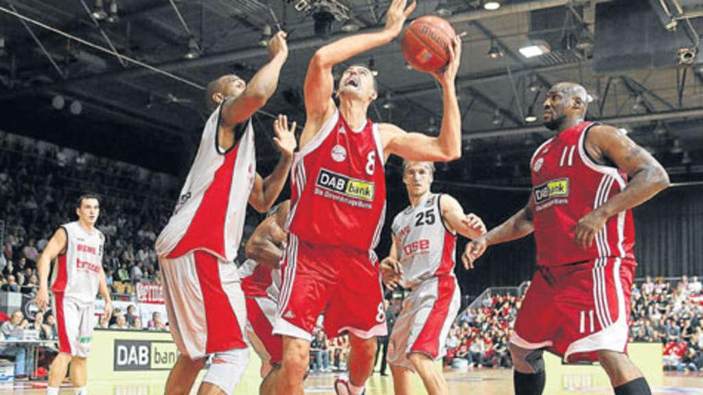 basketball münchen
