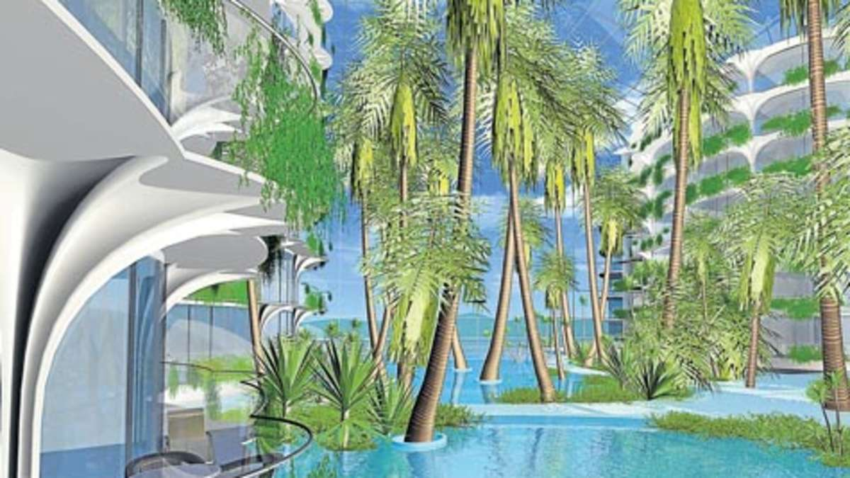 8 Of The Worlds Best Swimming Pools | FashionBeans
