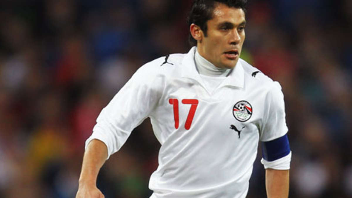 ägyptische fussballnationalmannschaft