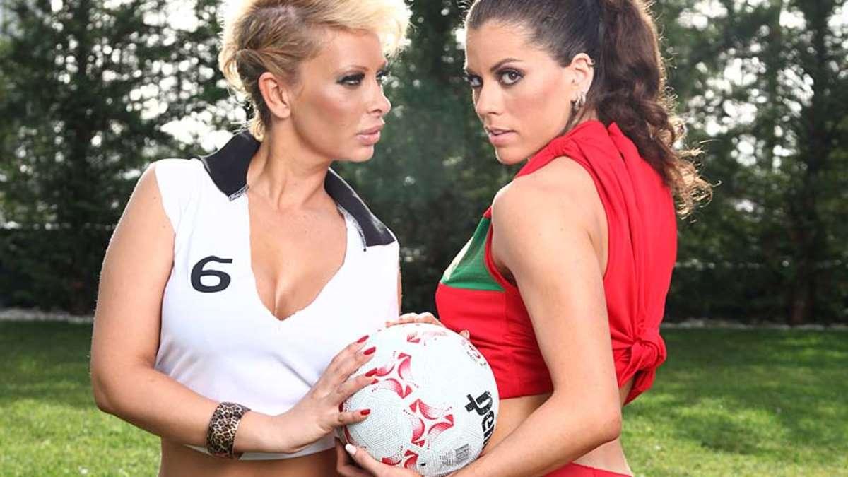Deutschland - Portugal: Das heiße Vorspiel   Fußball