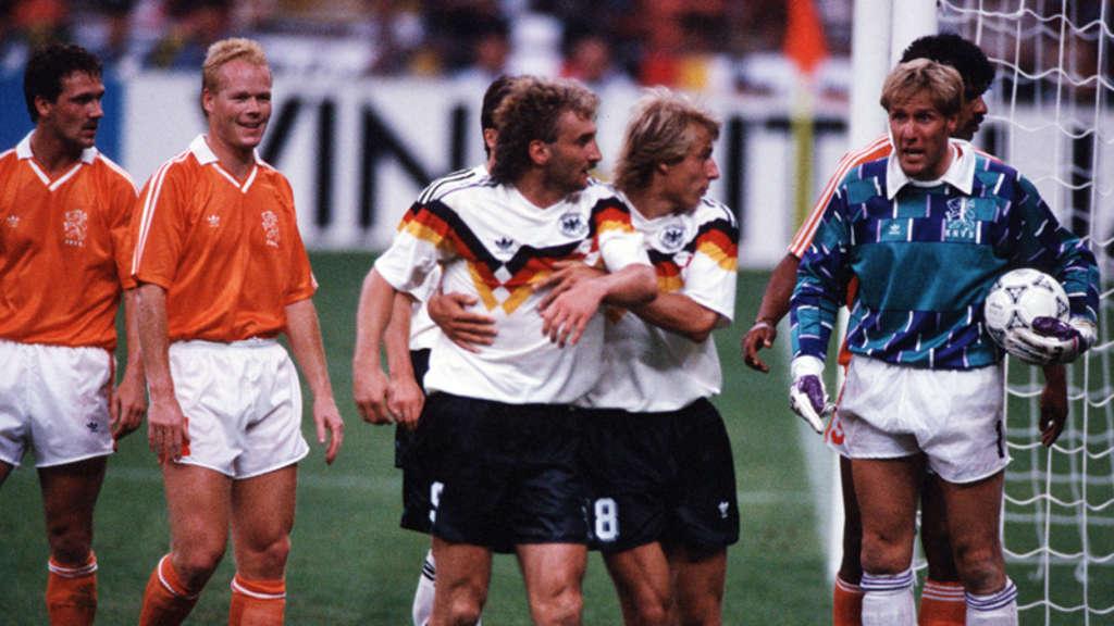 fussball deutschland holland