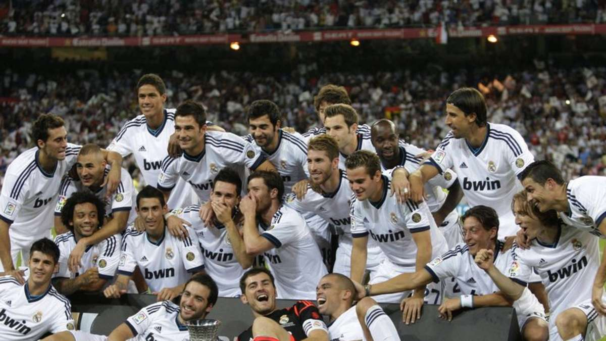real madrid gewinn