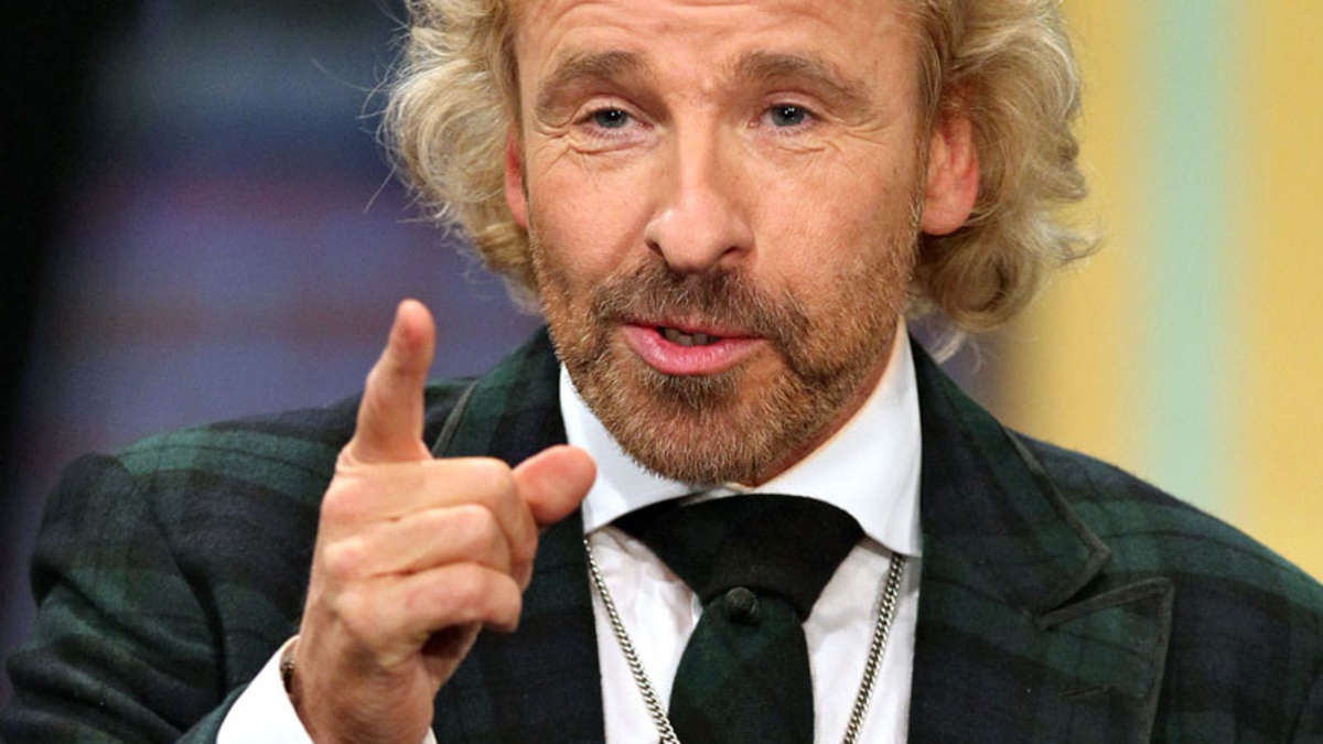 Thomas Gottschalk Net Worth