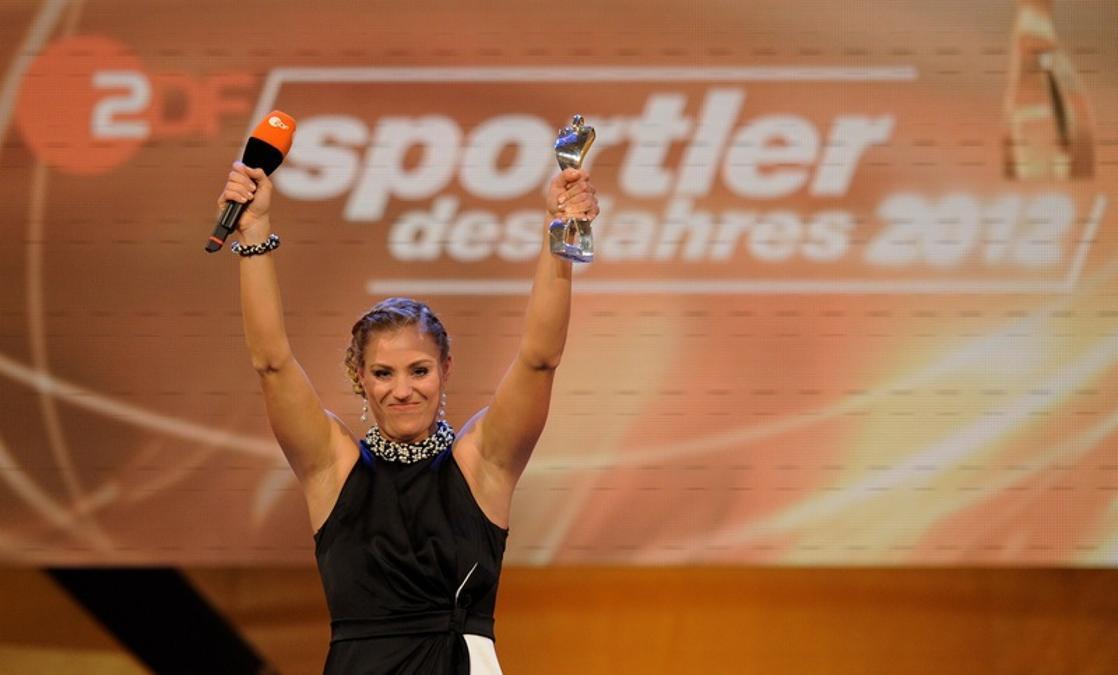 Deutschlands sportler des jahres 2012 bilder mehr sport for Tz stellenanzeigen munchen