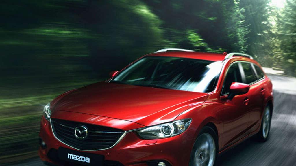 Mazda: Mazda 6: Harmonie von Effizienz und Fahrspaß | Auto
