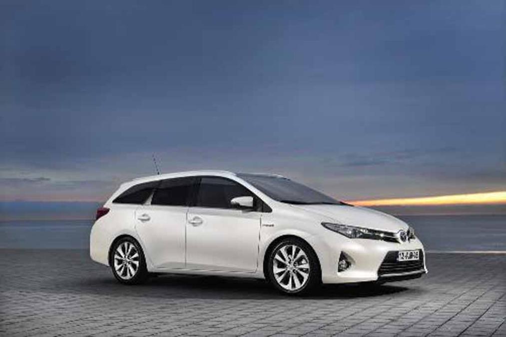 Genf 2013: Toyota Auris Touring Sports - erster Vollhybrid-Kombi in