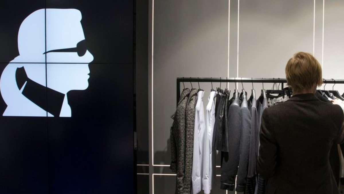 neue boutique von karl lagerfeld in m nchen geplant stadt. Black Bedroom Furniture Sets. Home Design Ideas
