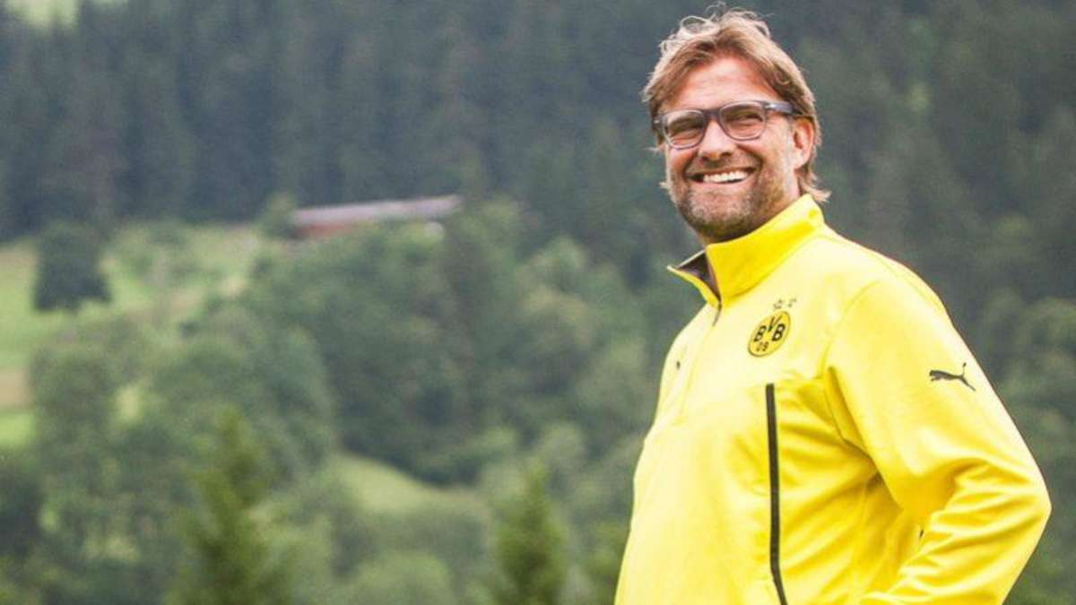 Jürgen Klopp Football The Guardian