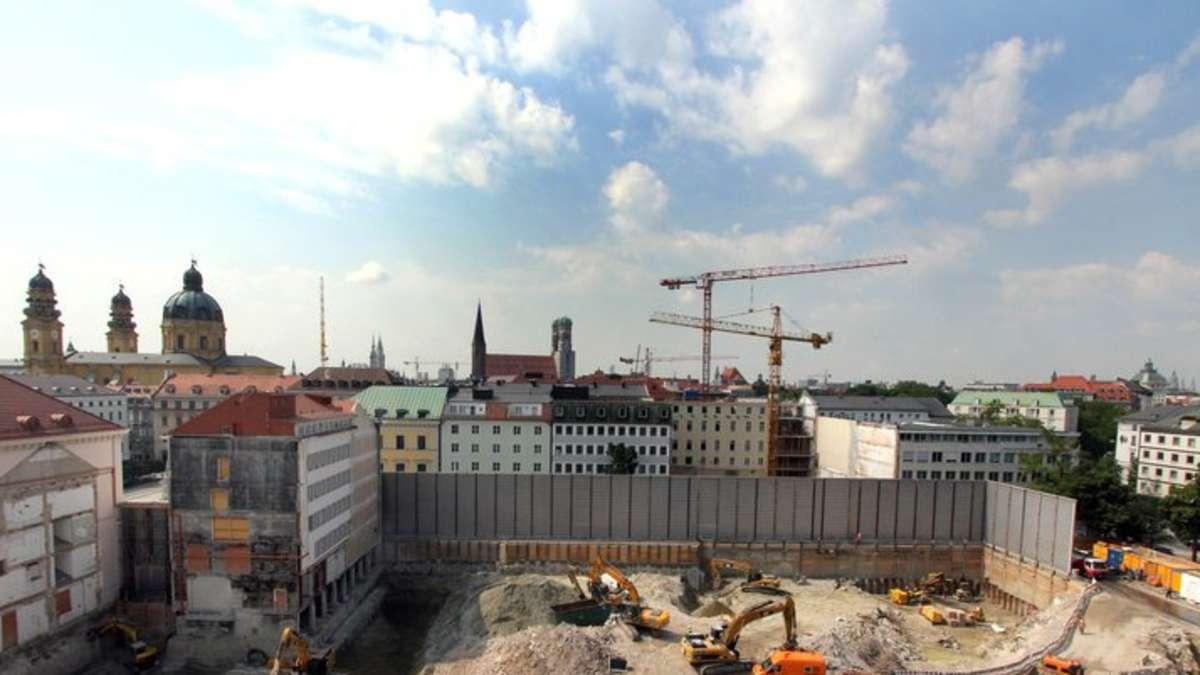 Siemens neubau am wittelsbacher platz projektleiter zieht for Siemens platz