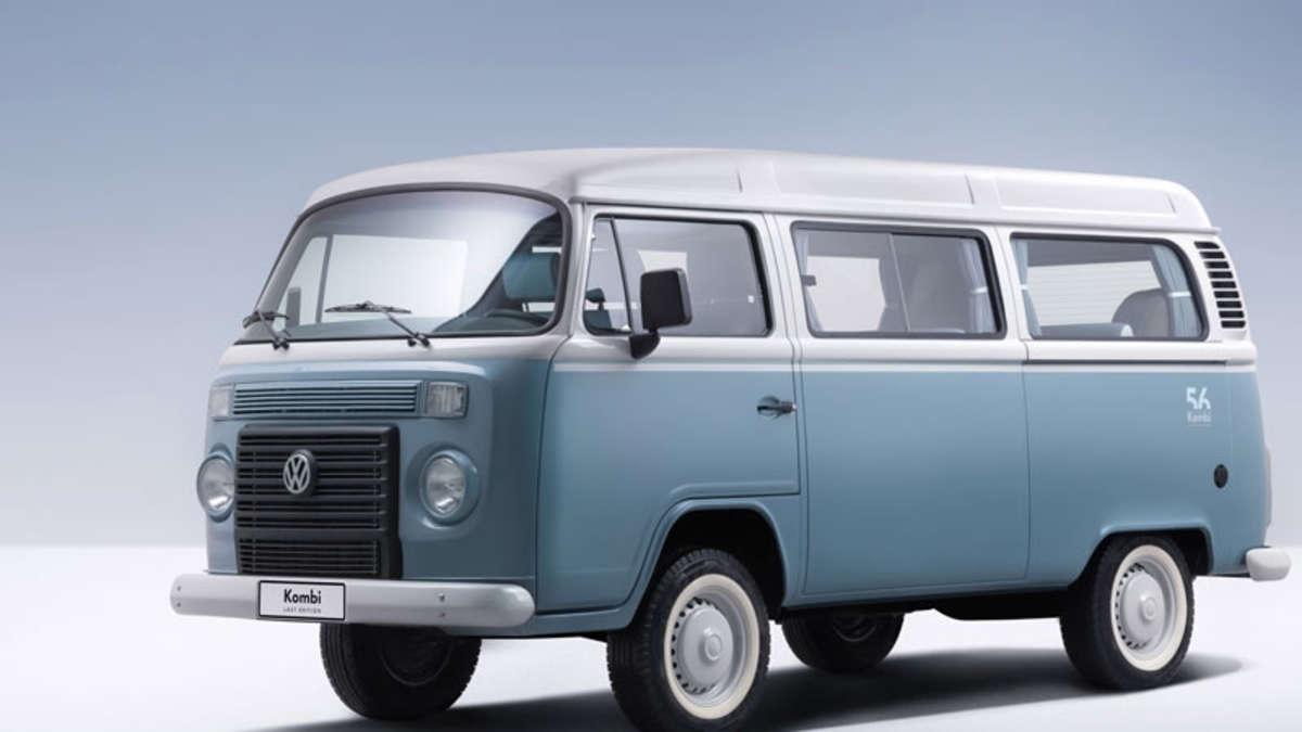 VW stoppt Bulli-Produk...
