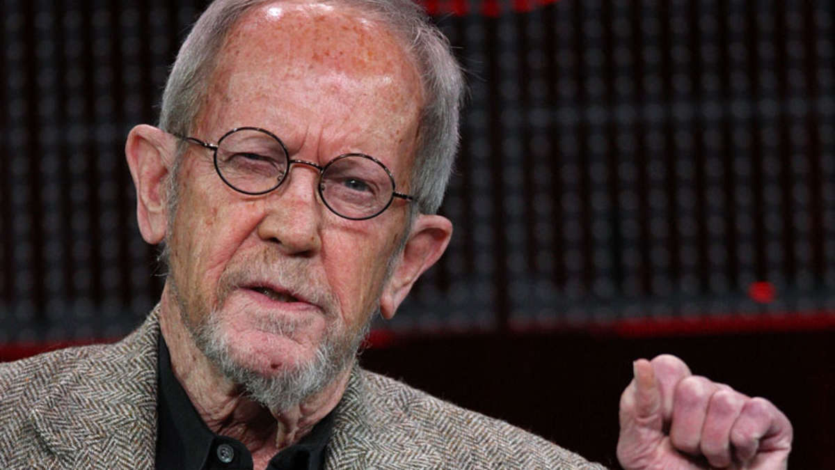 Elmore Leonard Net Worth