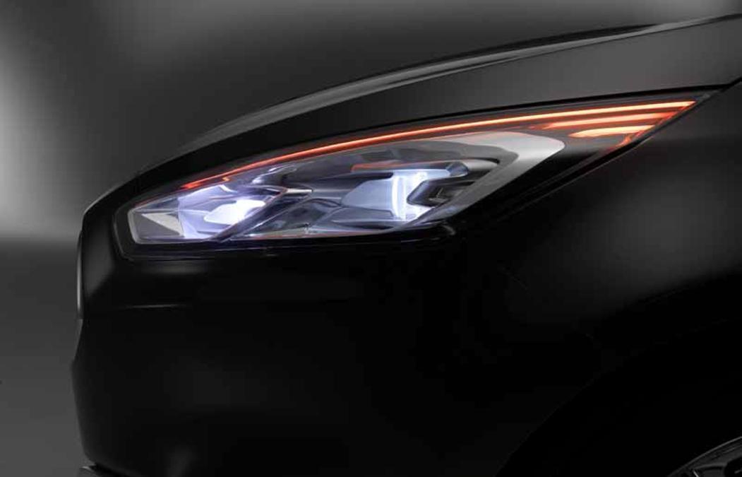 ford s max concept auf der iaa zeigt ford seinen neuen van mit oled licht auto. Black Bedroom Furniture Sets. Home Design Ideas