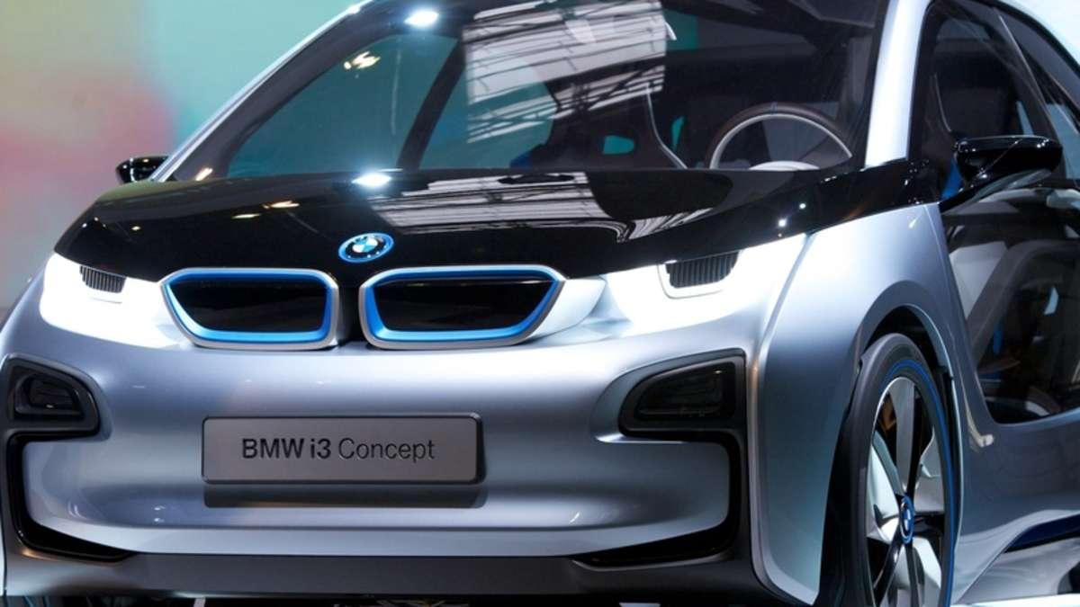 bmw startet serienproduktion von elektroauto i3 auto. Black Bedroom Furniture Sets. Home Design Ideas