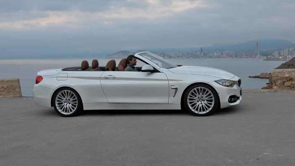das neue bmw 4er cabrio kommt im m rz 2014 preise fotos. Black Bedroom Furniture Sets. Home Design Ideas