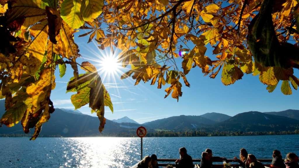 Wetter im Herbst 2013: Prognose prophezeit goldenen