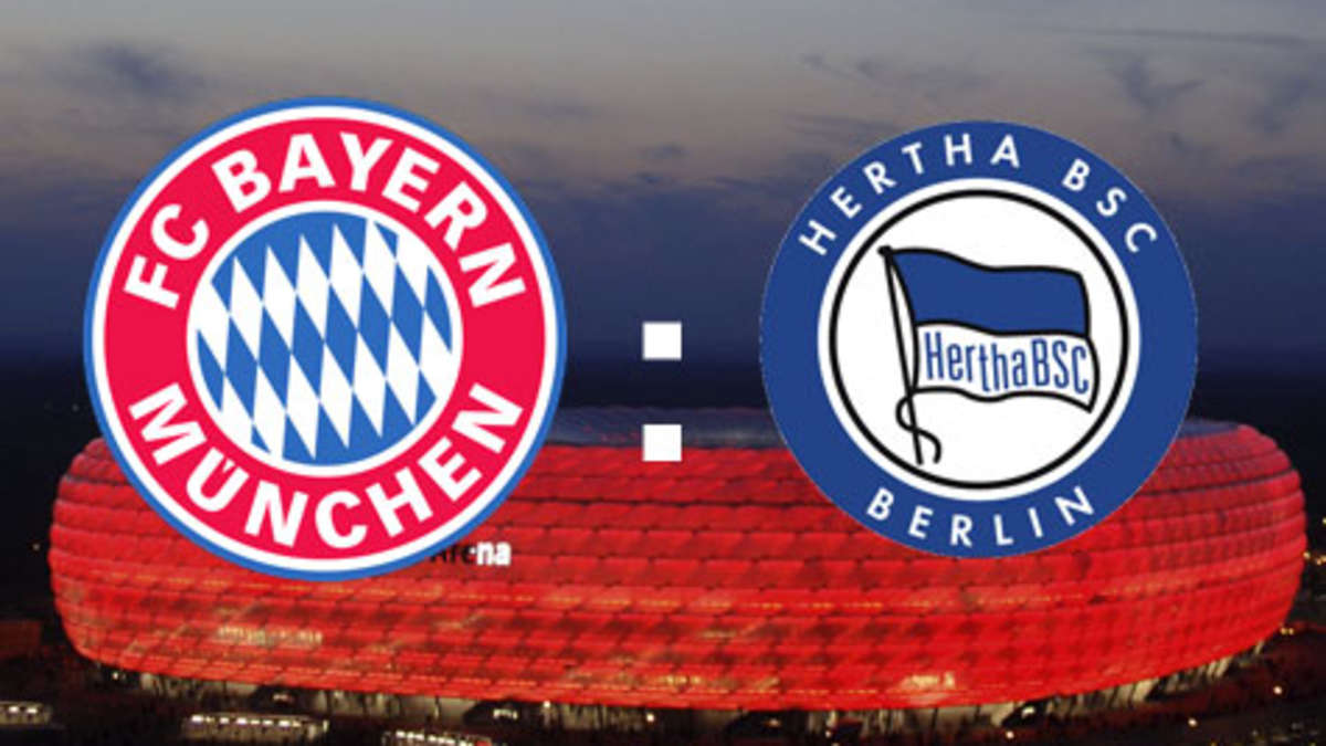 Bayern Munich vs Hertha BSC