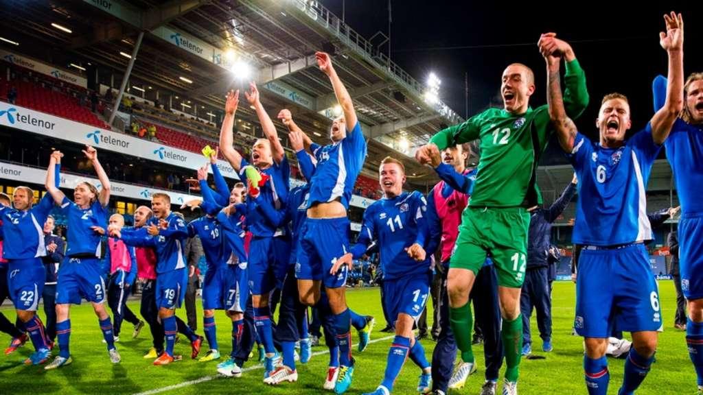 Island hofft auf Sensation gegen Kroatien bei Playoffs ...