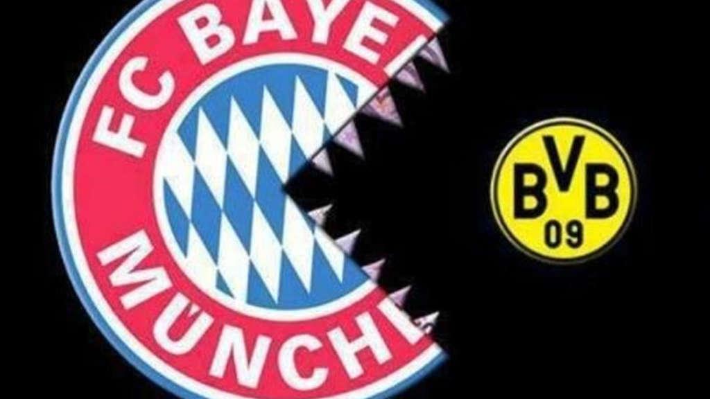 bvb und bayern
