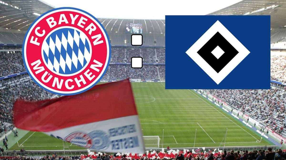 bayern munich vs hamburger sv