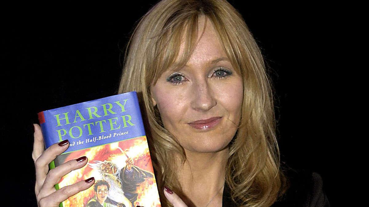 Joanne K. Rowling - Harry Potter Und Die Heiligtümer Des Todes