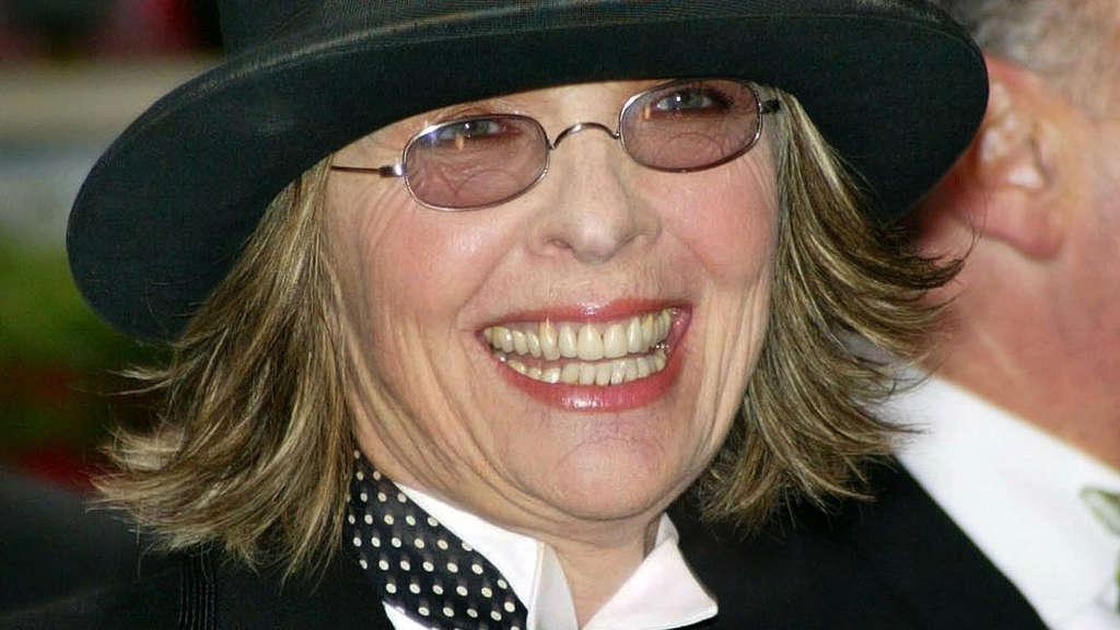 Nacktszenen für Diane Keaton (68) kein Problem | Stars