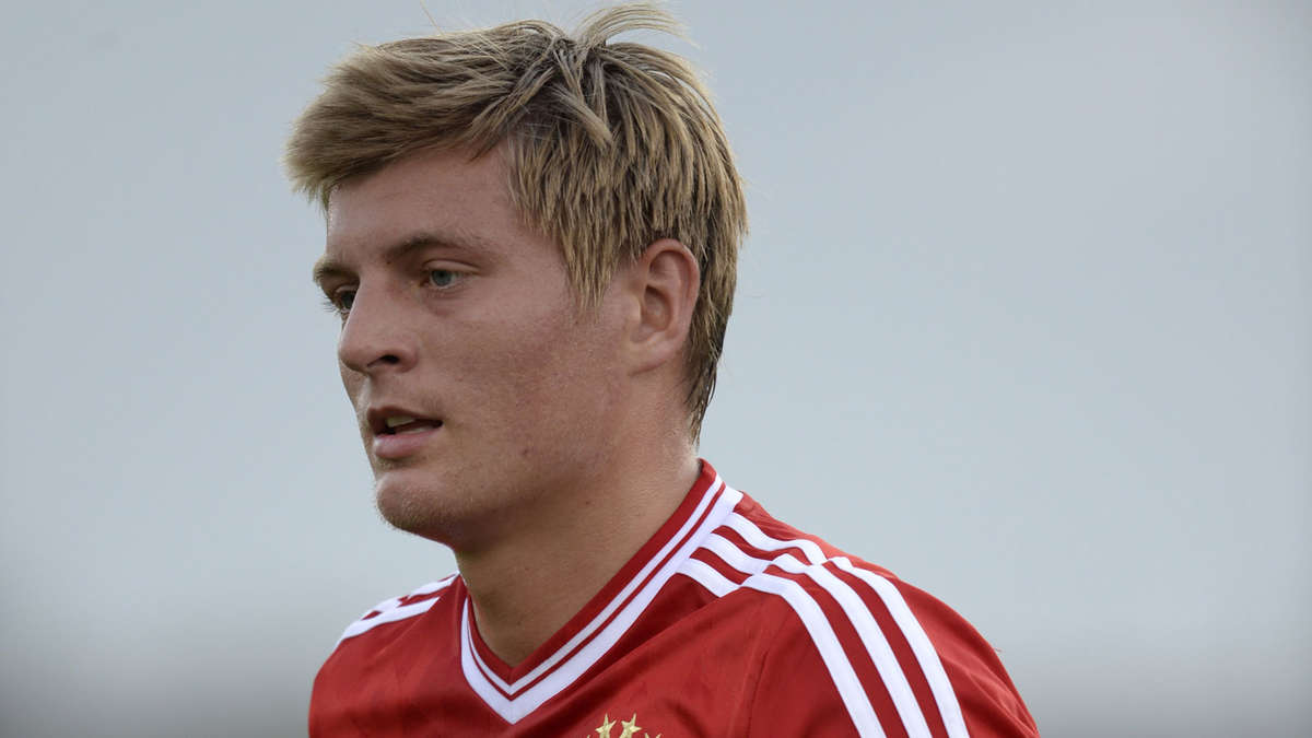 Toni Kroos hairstyle Hair and Haircut Tips