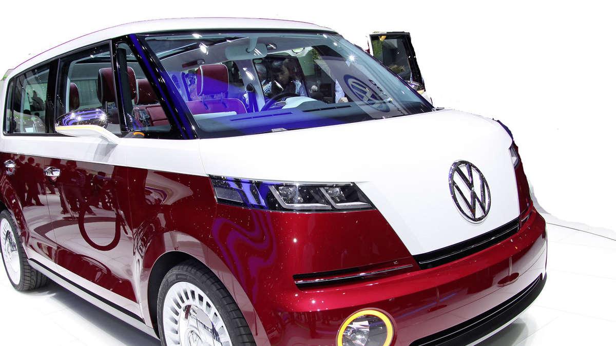 Bulli Im Retro Look Volkswagen Plant Wohl Doch Einen