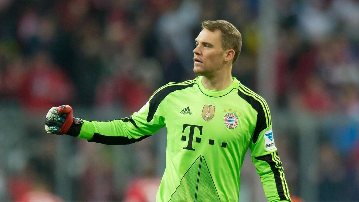 manuel neuer it s good to play the big teams right away. Black Bedroom Furniture Sets. Home Design Ideas