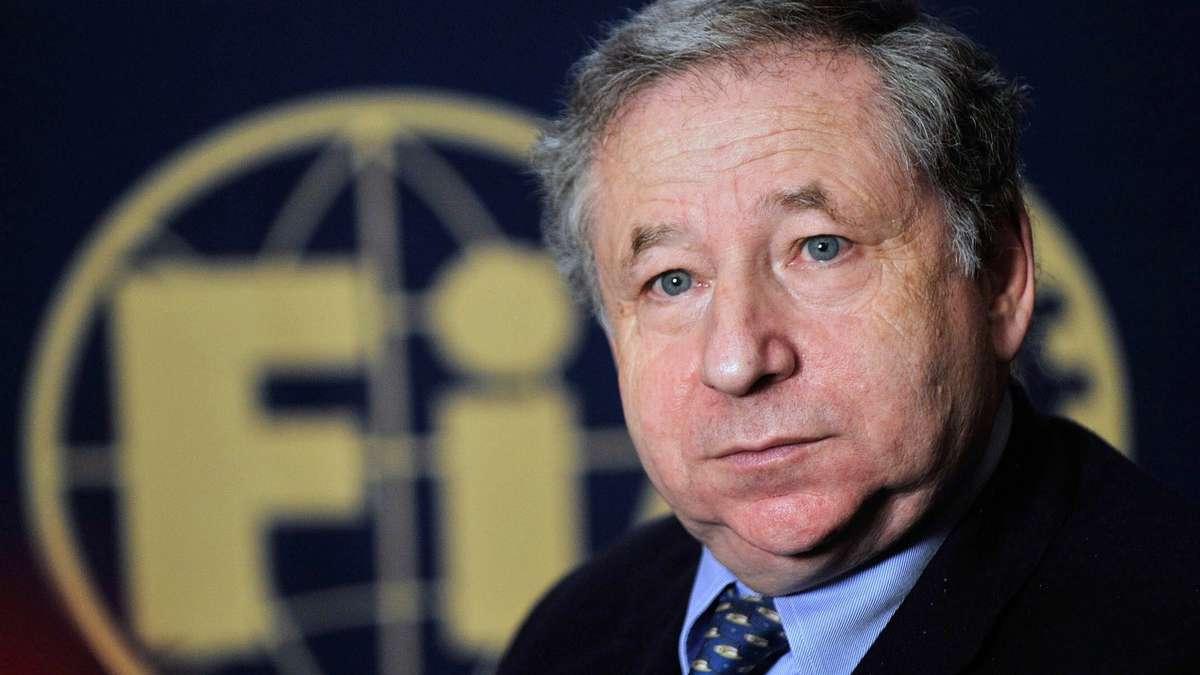 Formel 1: FIA-Präsident Jean Todt will Kostengrenze von 150 Millionen Euro ...