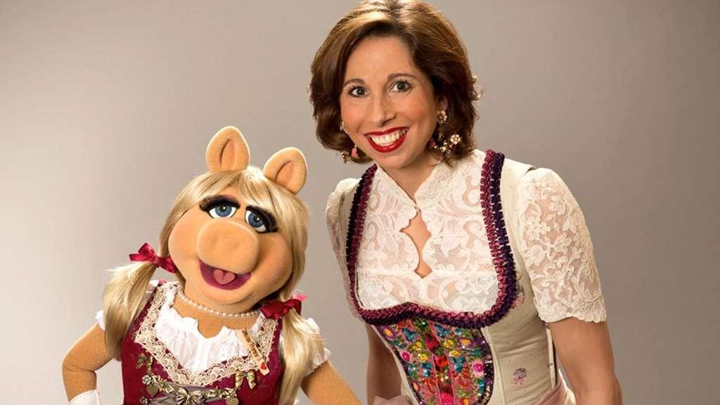 Miss Piggy Dirndl Lola Paltinger