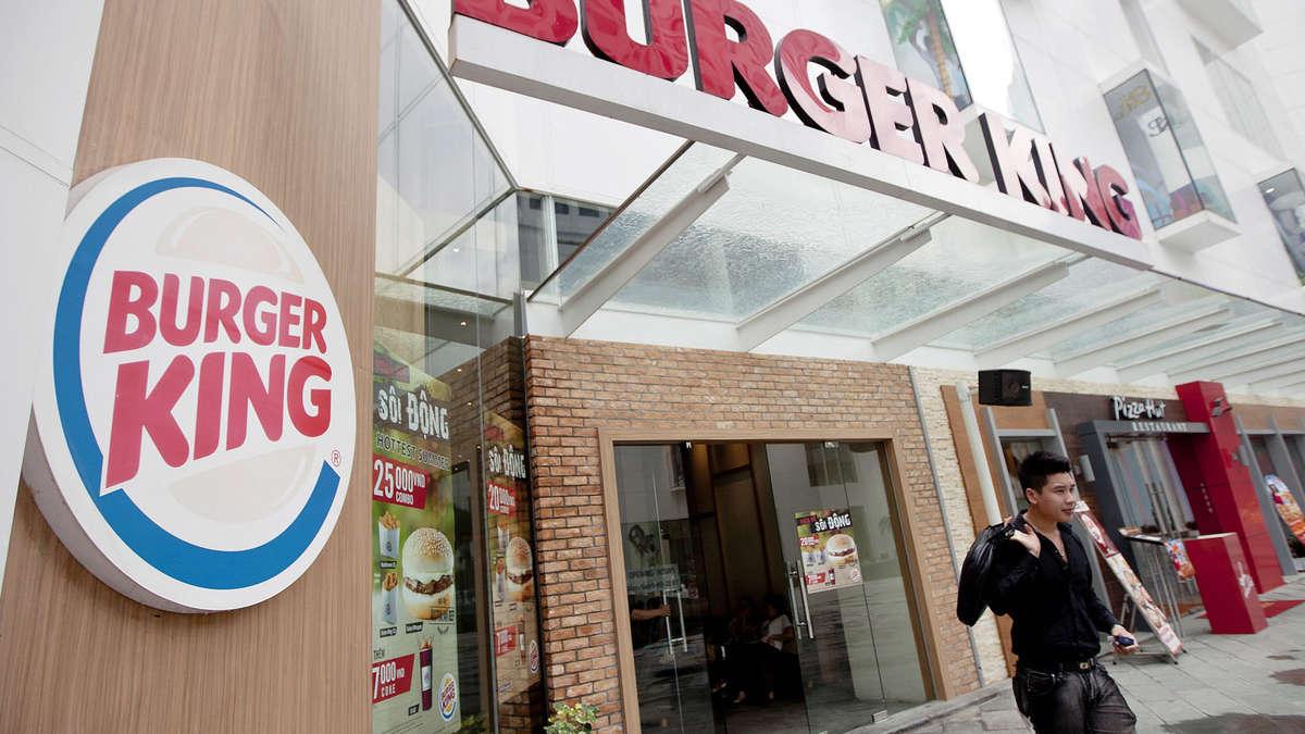 burger king skandal weitet sich aus welt. Black Bedroom Furniture Sets. Home Design Ideas