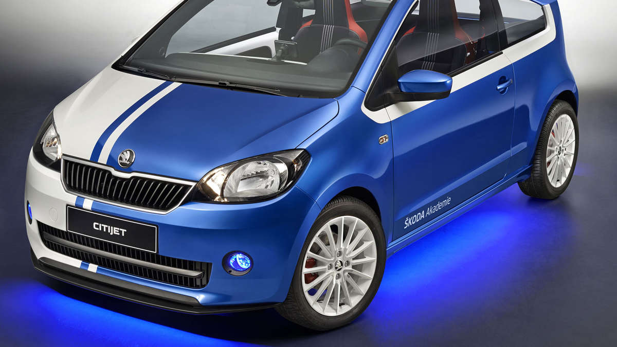 skoda citigo cabrio f r das gti treffen am w rthersee 28 bis 31 mai auto. Black Bedroom Furniture Sets. Home Design Ideas