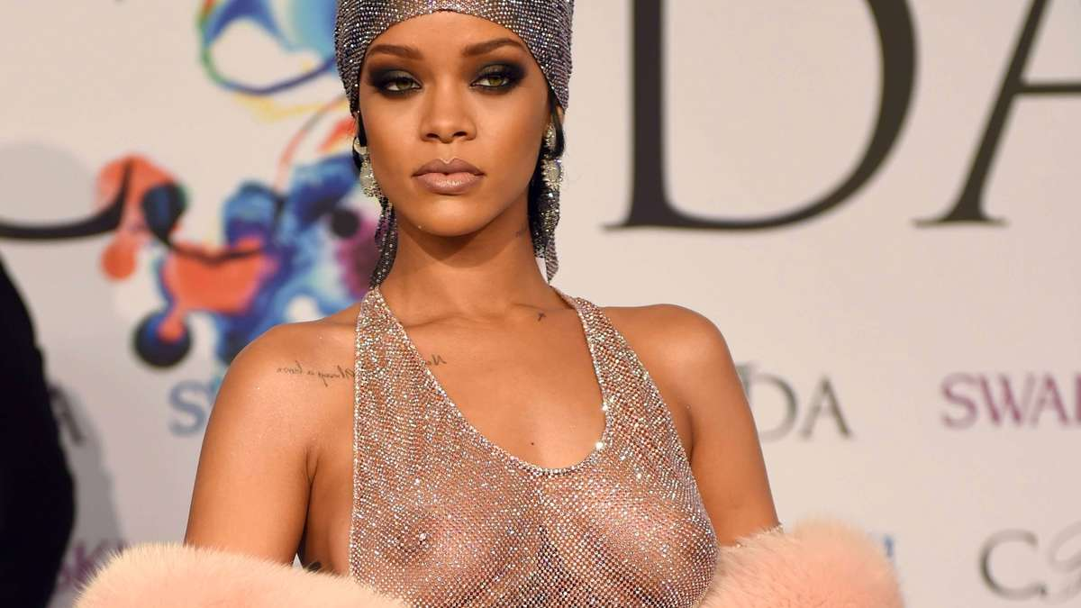 Rihanna Rihanna rihanna mit Rihanna