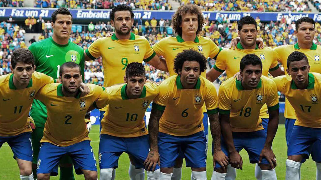 brasilien nationalmannschaft
