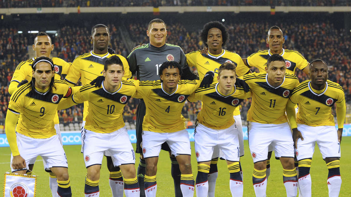 kolumbien fussball