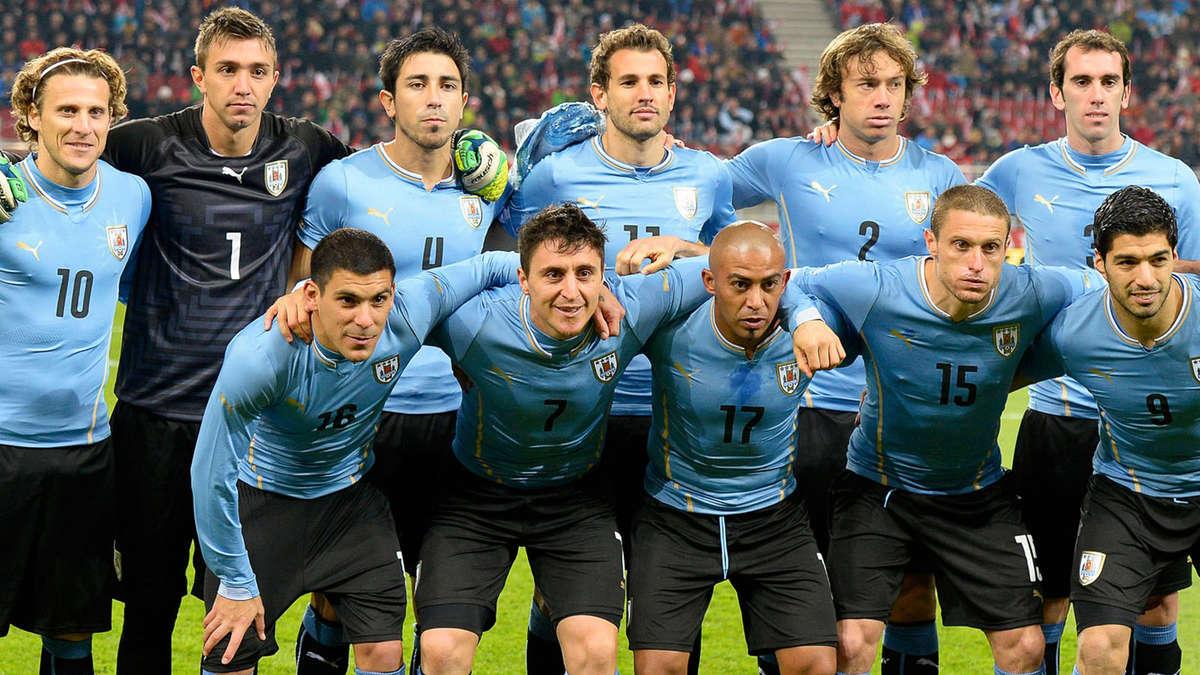 uruguay nationalmannschaft