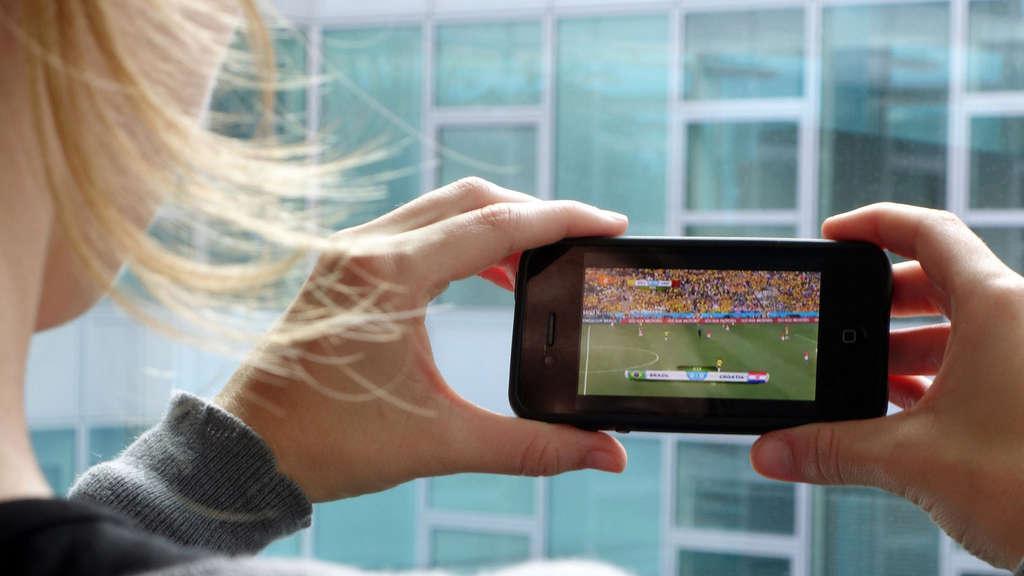 fußball live stream tablet